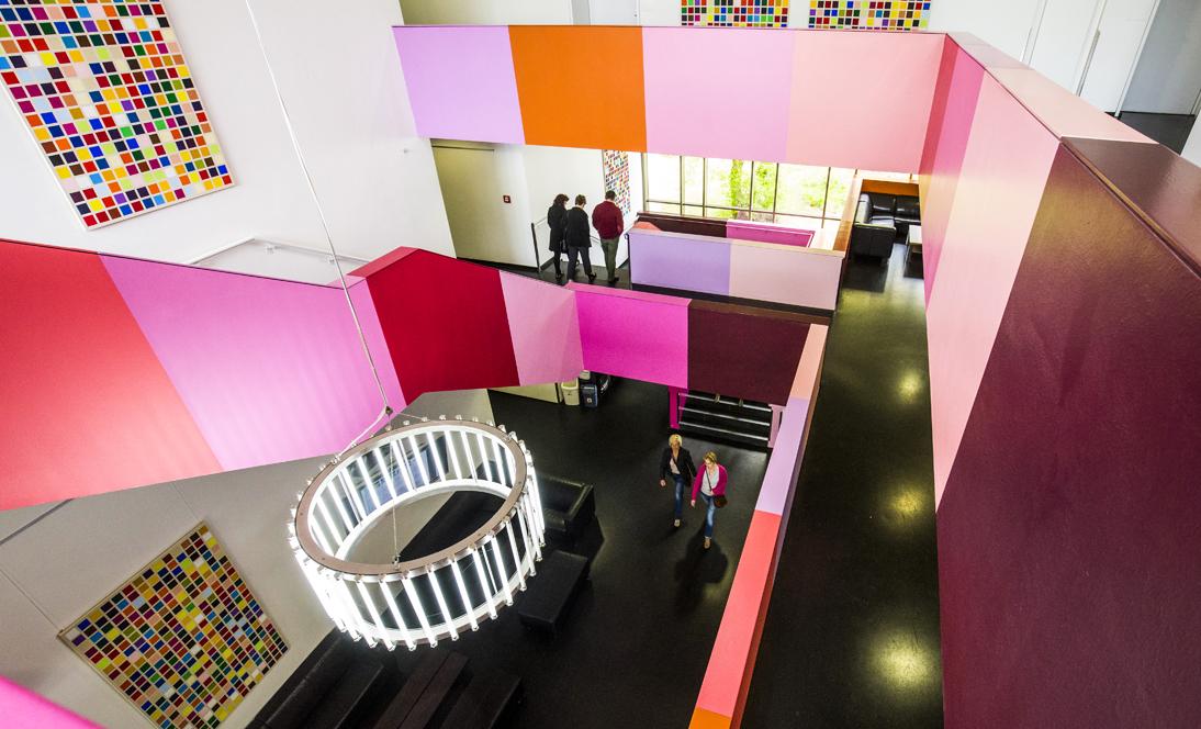 Foyer im Seminargebäude