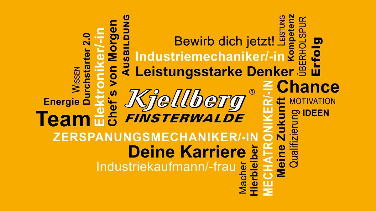 Ausbildung bei Kjellberg Finsterwalde